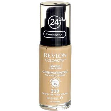 Revlon Colorstay 24 Hours Fondotinta Pelli Miste/Grasse - 113 ml