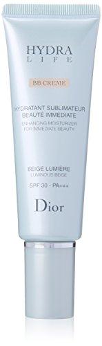 Dior Hydra Life Bb Crème Beige Lumière 50 ml - Feuchtigkeitscreme, 1er Pack (1 x 1 Stück)