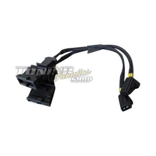 Adapter Kabelbaum Kabel für Original LED Kennzeichenbeleuchtung Lampen (Look Seitenschweller)