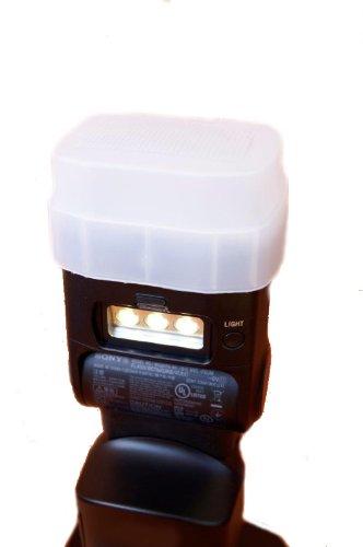 Blitzvorsatz/Bouncer für Sony HVL-F60M - Sony-hvl