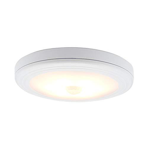 TIM-LI Luces LED Inalámbricas para Armario, Luz De Disco con Sensor De...