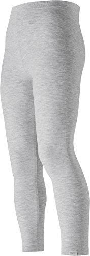 Playshoes Mädchen Legging Oeko-Tex Standard 100, Gr. 98, Grau (grau/melange 37)