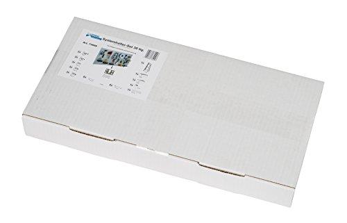 Küpper Systemhalter-Set 30 tlg. 73000 - 2