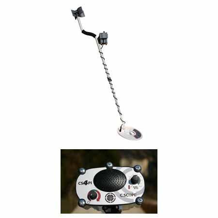 c-scope-Bewegungsmelder Metalldetektor Professionelles Modell Spezial Strand-cs4pi