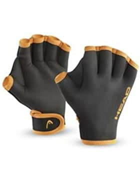 Head Swim Glove - Guantes de buceo unisex, color negro