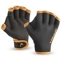 Head Swim Glove - Guantes de buceo unisex, color negro, talla XL
