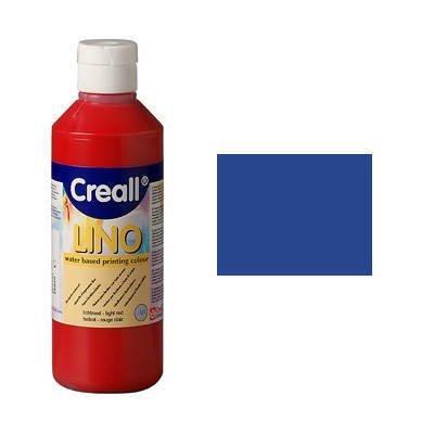 Linoldruckfarbe Creativ Discount 250ml Blau