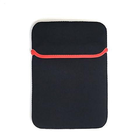 THEVERY® Original - Case Design Premium / sac / housse pour tous les 7 pouces - Plan / Elastic manches souple pour les comprimés, les ordinateurs portables et les netbooks