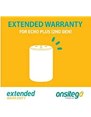 Onsitego 2 Year Extended Warranty for Echo Plus (2nd Gen) (Email Delivery)
