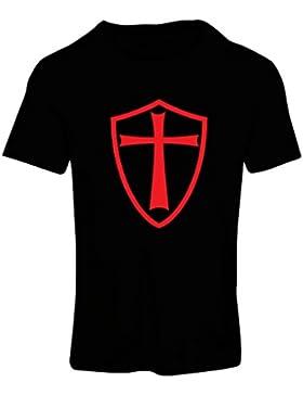 Camiseta mujer Caballeros Templarios - Escudo de los Templarios