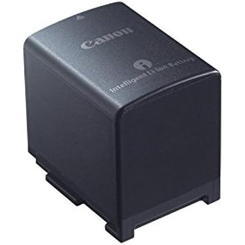 Canon BP-820 - Batería/Pila recargable (iones de litio, Videocámara digital, Negro, HF G10 A Kit RFD HF M30 RFD HF M300 RFD HF M31 RFD HF M32 RFD HF S20 RFD HF S200