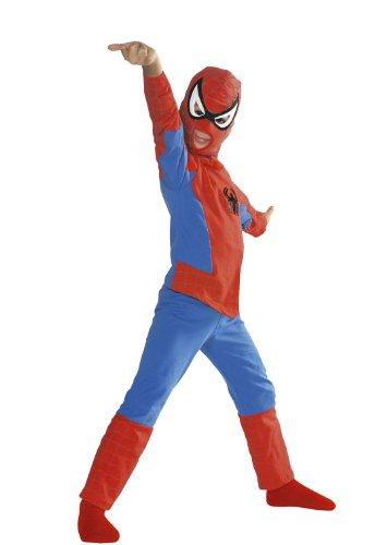 Kostüm Spiderman classic Baumwolle Gr. 156 (Classic Kostüme Spiderman)