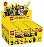 #9: Lego Mini Figures, Multi Color