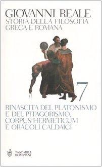 Storia della filosofia greca e romana: 7