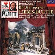 Pavarotti Presente Mes Duos D'Amour Prefere