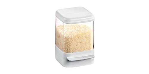 Tescoma Purity Boîte à Fromage râpé pour Conservation au réfrigérateur Plastique Transparent