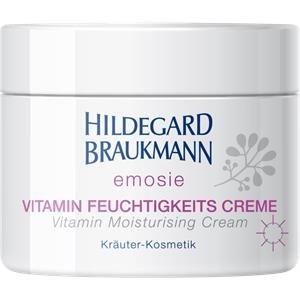 Hildegard Braukmann Emosie Vitamin Feuchtigkeits Creme, 1er Pack (1 x 50 ml) -