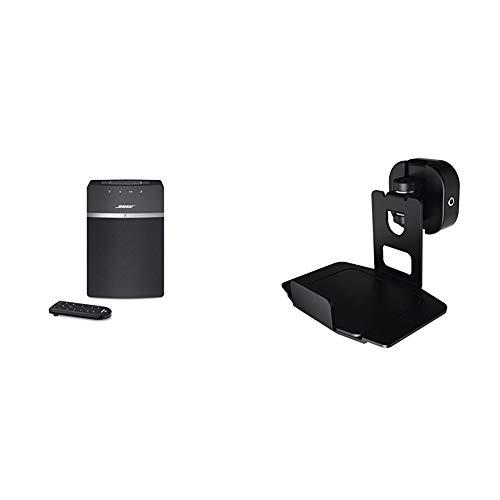 abelloses Music System (geeignet für Alexa) schwarz + Hama Wandhalterung, schwarz ()