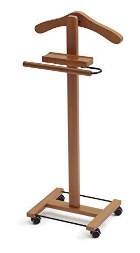 """ARREDAMENTI ITALIA Herrendiener für Schlafzimmer JUNIOR, Holz - Farbe: Kirsche Holz AR-It il Cuore del Legno\"""""""