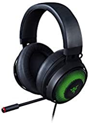 Razer RZ04-03180100-R3M1 Kraken Ultimate RGB USB Gaming Headset With THX 7.1 Spatial Surround Sound - Chroma R