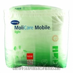 MoliCare Mobile light Gr. Large - PZN 00648681 - (14 Stück).