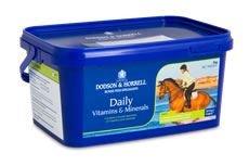 Dodson & Horrell Daily Vitamins & Minerals Equine Horse Vitamins & Minerals