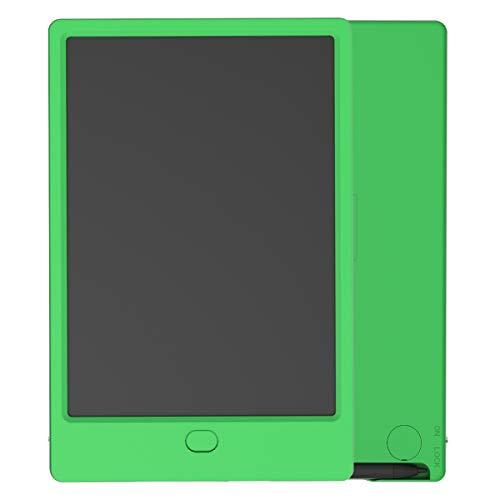 AUNICE LCD Writing Tablet mit Anti-Clearance Funktion 8.5 Zoll LCD Grafiktablet Schreibtafel Papierlos Notizen Schreiben Malen für Kinder Studenten in Schule Büro Hause Einkaufen mit Stift, Grün (Designer-handtaschen Clearance)