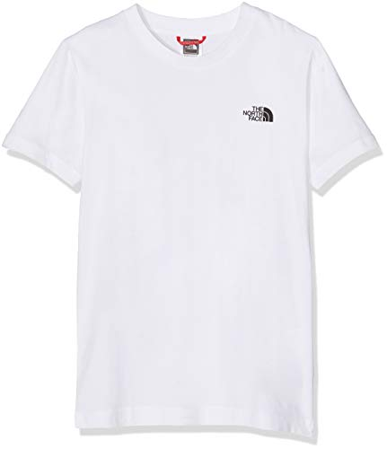 The North Face Y SS Simple Dome tee Camiseta
