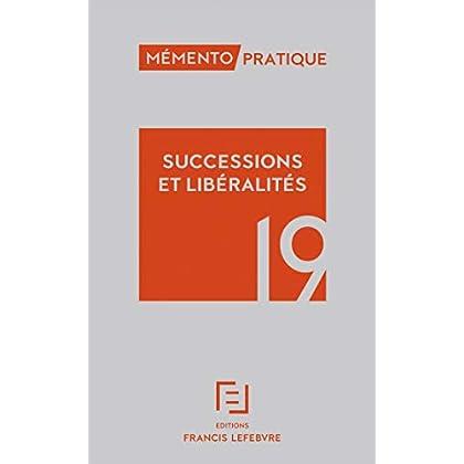 MEMENTO SUCCESSIONS 2019