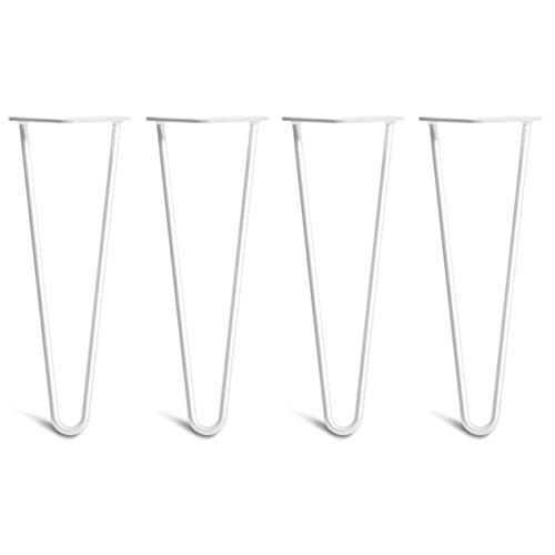 4x Haarnadel Tischbeine Austauschbare Tischu0026Schrank Beine Für Heimwerker    Mitte Des Jahrhunderts Modern Stil   Verfügbar In Höhe Von 10cm 86cm    Freie ...