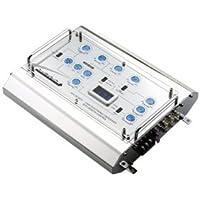 Audiobahn AX306X - Crossover Elettronico 3 Vie + Telecomando Per