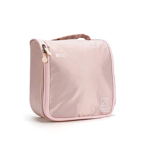 Kosmetik Täschchen Reisewaschbeutel Tragbarer, Wasserdichter Hochleistungs-Kosmetikbeutel In Pink -