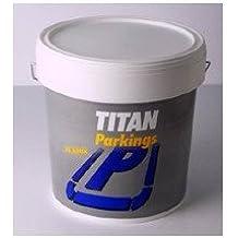 TITAN - Pintura Parking Acrilica Verde Titan 4 L