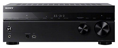 Sony STR-DH770 7.2 AV Receiver (145W pro Kanal 4K Pass-Thru, NFC, Bluetooth) schwarz