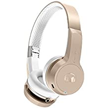Monster Clarity HD designer Series Bluetooth wireless on Ear cuffie - Gold a2a8343f7287