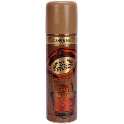 Lomani El Paso Deodorant 200 ml