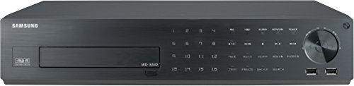 Preisvergleich Produktbild Samsung SRD-1653D Festplattenrekorder (Auflösung: 960 x 480, 1 x HDMI, 2 x USB, 16 Kanäle, 1 TB)