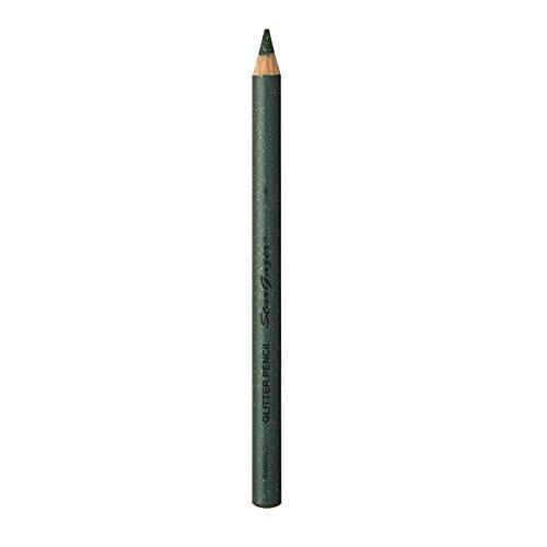 Stargazer Products Glitzer Kajal/Lippenstift, Smaragd, 1er Pack (1 x 1 g)