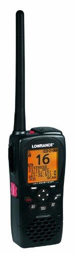 LOWRANCE LINK-2 VHF/GPS HAND HELD RADIO (Lowrance Gps-handheld)