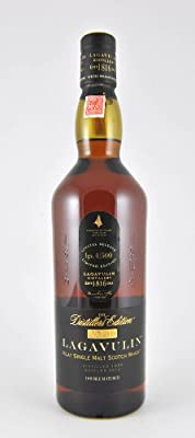 Lagavulin Distillers Edition Double Matured Pedro Ximenez 1996 Islay Single Malt Scotch Whisky 43% from The General Wine Company