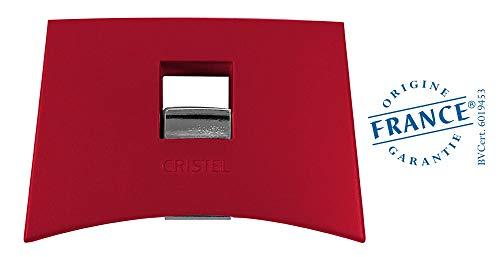 Cristel-PLMAF-Anse - Mutine Amovible, Rouge Framboise