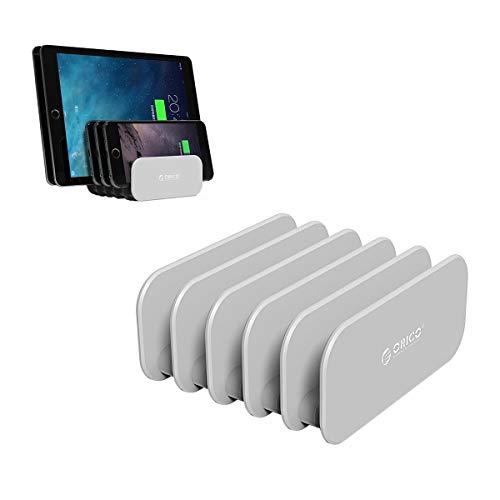 ghb supporto tablet ORICO Staffa di Ricarica per Desktop DIY Staccabile Portatile Compatibile con Tablet Huawei