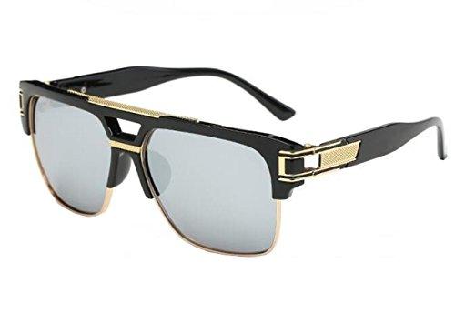 Inception Pro Infinite (Silber) Sonnenbrille - Männer - Unisex - Polarisierte Uv400 - James Lebron
