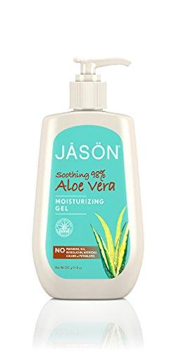 Jason Naturals 98% Aloe (Aloe Vera 98% Feuchtigkeitsgel 226g)