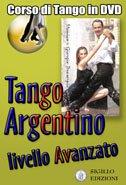 Tango argentino - livello Avanzato, corso in DVD