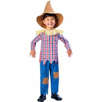 Kostüm Scarecrow Jungen - Child Scarecrow Costume 9-10yr