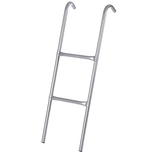 Ultrasport Leiter für Trampolin - passend für viele gängige Größen (305, 366 und 430 cm)