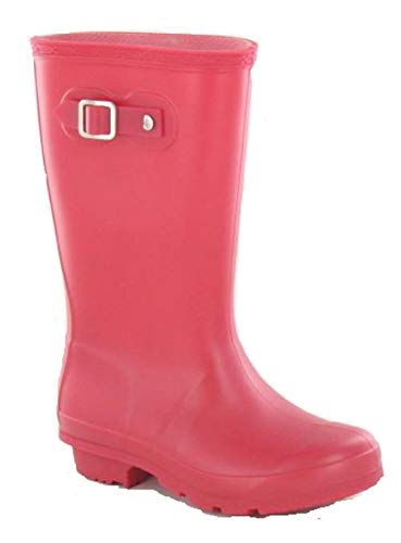 GladRags Kids Boys Childrens Wellington Boots Wellies Wellys Rain Snow Warm Autumn Winter Shoes Size UK Infant Child 6 7 8 9 10 11 12 13 1 2 3 4 5