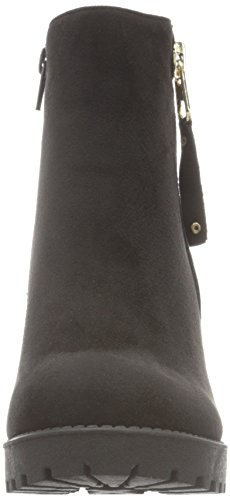 HIS 28358, Bottes Classiques femme Noir - Noir