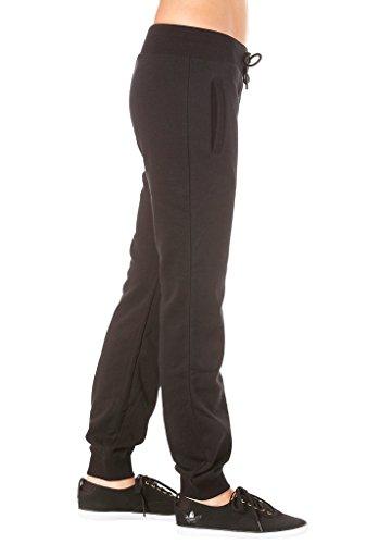 adidas Originals Femmes Pantalon de survêtement noir
